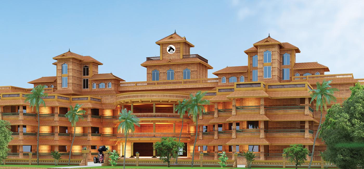krishna Beach Resort